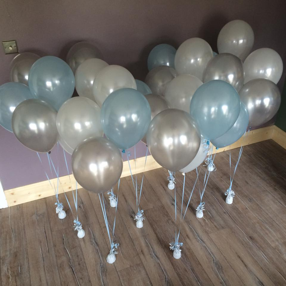 11 inch table toppers balloons dublin