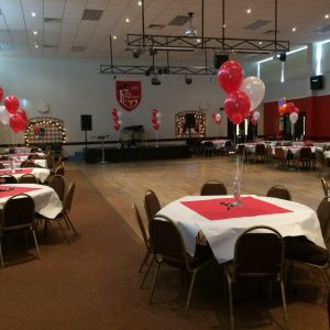 helium balloon bunches dublin corporate events
