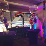 coldplay corporate balloons