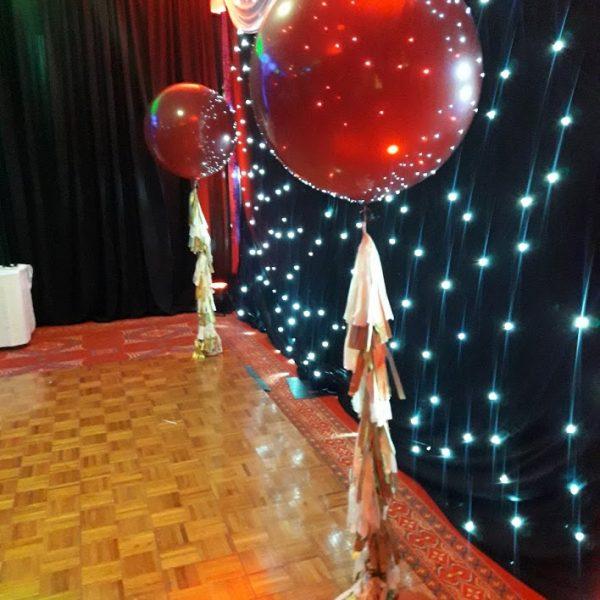 3ft tassel tail giant balloons