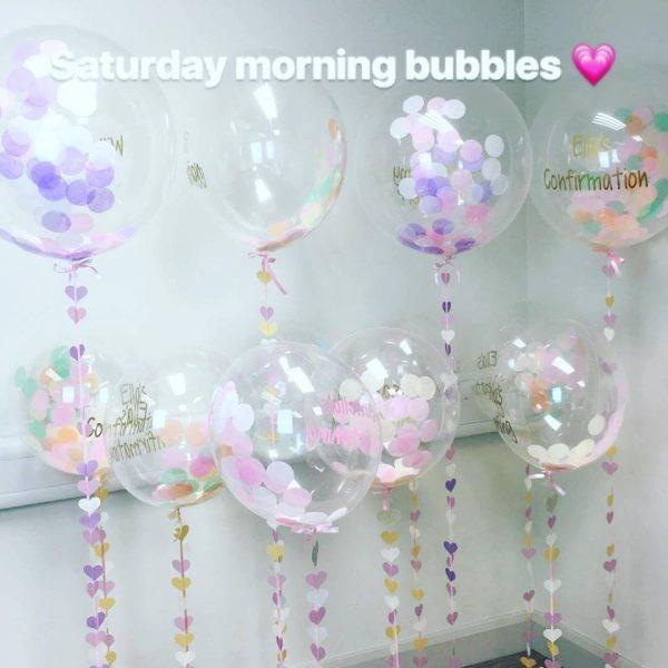 "24"" bubble balloons"