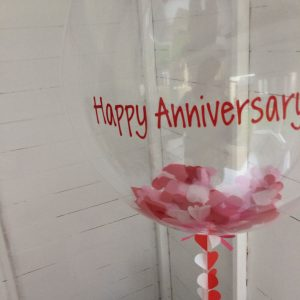 Happy Anniversary Balloon.