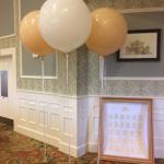 giant wedding balloons ireland