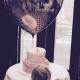 """36"""" rose gold heart foil balloon"""