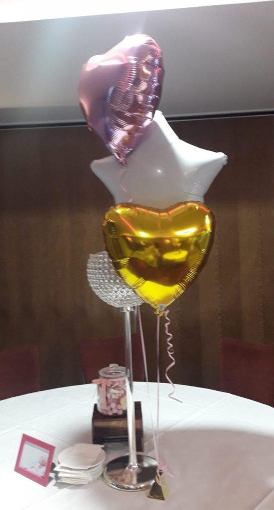 Foil Balloon Bunches