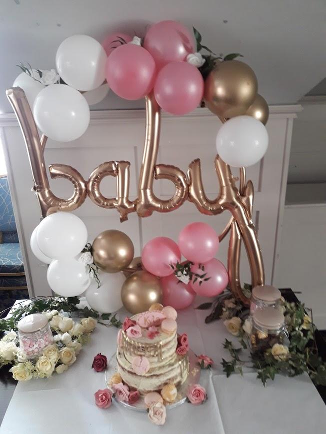 Balloon Hoop Clusters Confetti Balloons