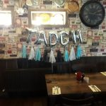 """16"""" Balloon Letters and Tassel banner"""