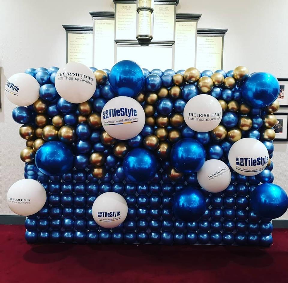 Balloon Walls Confetti Balloons
