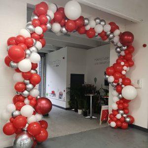 full balloon arch dpd