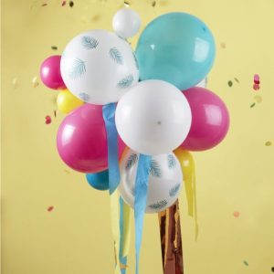 balloon chandelier kit