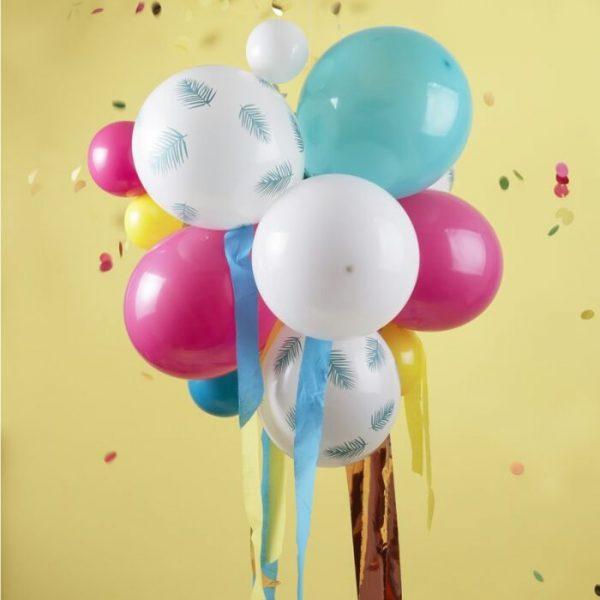 balloon chandelier kit