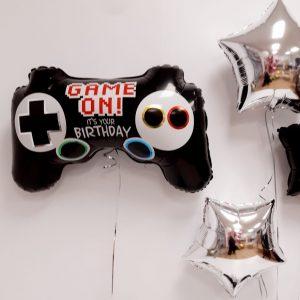 gamer balloon package