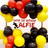 mickey mouse balloon hoop
