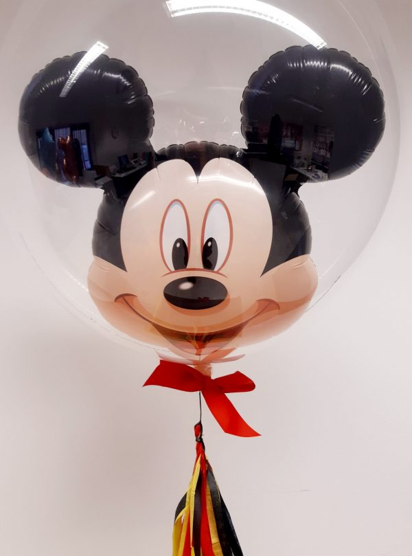 micky mouse personalised balloon